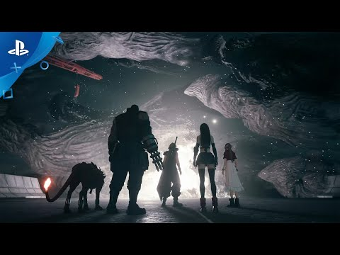 Remake Final Fantasy VII - Trailer Terakhir |  PS4