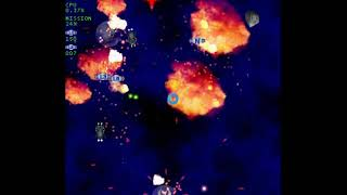 Freestrike Arcade Space Combat v1.30 Demo - Zone 1 Demo Course Expert Attempted 1