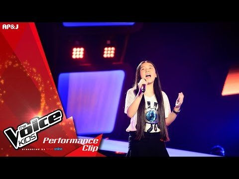 Thumbnail: The Voice Kids Thailand - อาจิง จีรนันท์ - Skinny Love - 24 Jan 2016