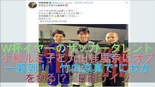 W杯イヤーのサッカータレント 小柳ルミ子と丸山桂里奈にオファー殺到! ...