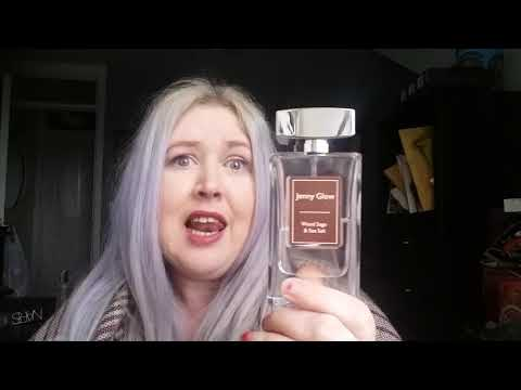 Jenny glow wood sage & see salt vs Jo Malone wood sage and sea salt