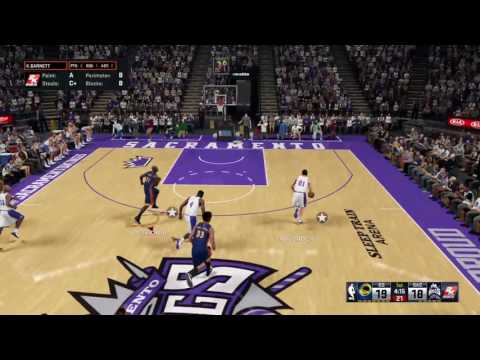 NBA2K16 western conference Finals