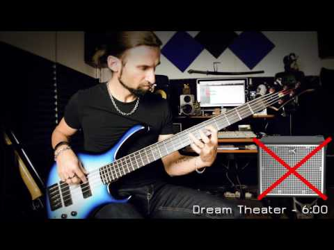Gallien Krueger NEO115 - Rock Test