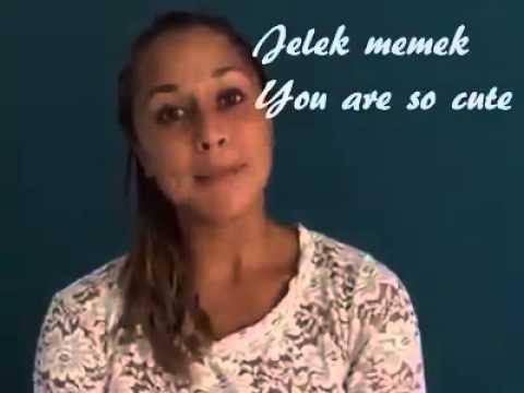 Belajar bahasa indonesia versi bule gila