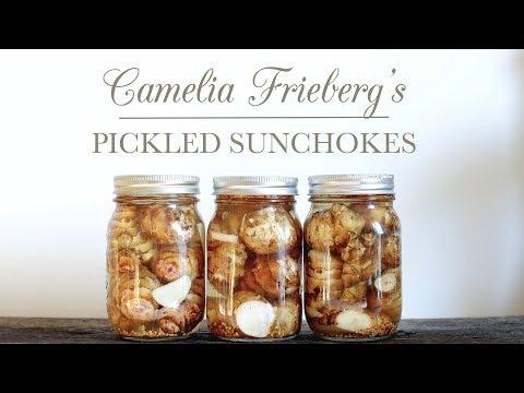 Camelia Sunchokes | Kitchen Vignettes | PBS Food
