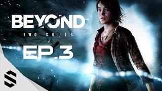 【超能殺機:兩個靈魂】-  PS4中文劇情電影 - 第三集 - Beyond : Two Souls - Episode 3 -  超能殺機:雙生之魂 - 超凡双生 - BEYOND - 最強無損畫質