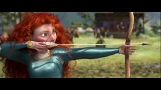 Brave Official Trailer 2012 HD 720P thumbnail