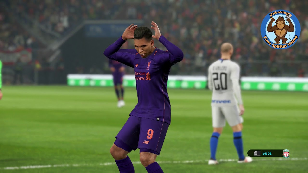 71a0728ed503b PES 2019 Playstation 4 - Online Multiplayer Gameplay - YouTube