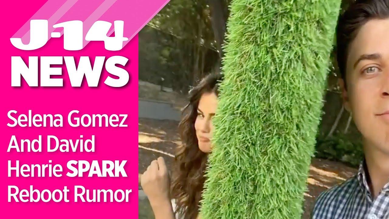 Selena Gomez & David Henrie Spark 'Wizards' Reboot Rumors