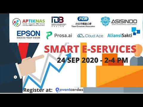 Dokumentasi BE-SMART SMART E-SERVICES - 24 SEP 2020