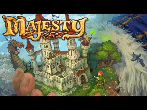 Majesty: The Fantasy Kingdom Sim Android / iOS GamePlay - Trailer HD   Majesty - Андроид игра