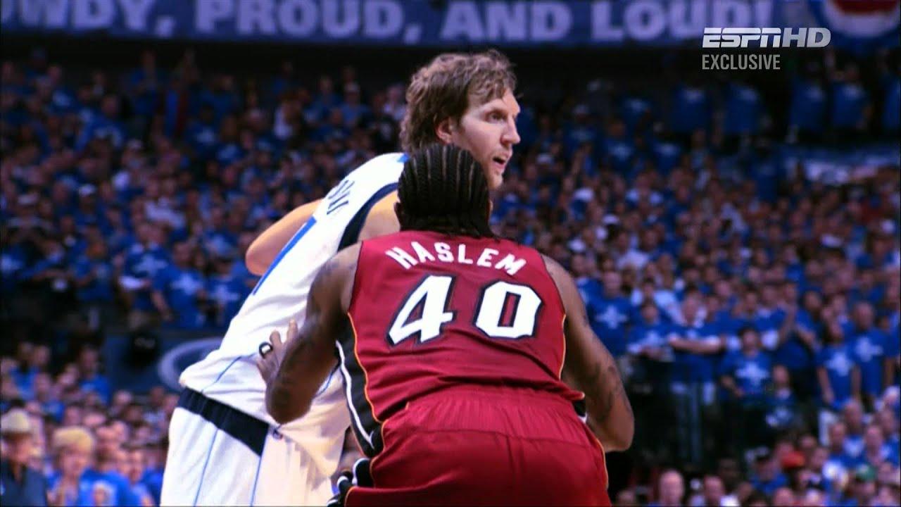 2011 Nba Finals Dirk Nowitzki Highlights   Basketball Scores