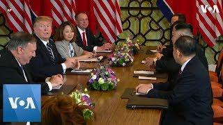 Hanoi Summit: Kim Jong Un on Willingness to Denuclearize
