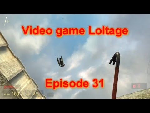 Hilarious Game Breaking Physics Glitches! Video Game Loltage: Episode 31