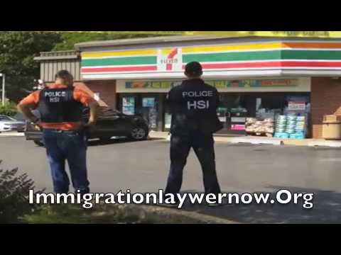Illegal Immigration Raids Around The Country