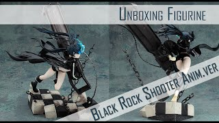 Présentation Figurine - Black Rock Shooter Animation version