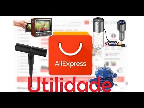 Baratos e Aleatórios !!! Melhores acessórios do AliExpress - PT BR - Análise Rápida - Brasil thumbnail