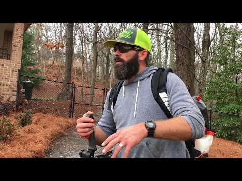 How To Install Long Needle Pine Straw