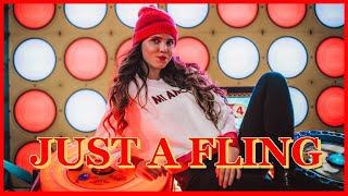 O/B/A - Just A Fling (ft. Tiffany Alvord & Shaun Barrowes) (Official Video) thumbnail