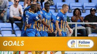 HIGHLIGHTS: Town 1 Northampton Town 0