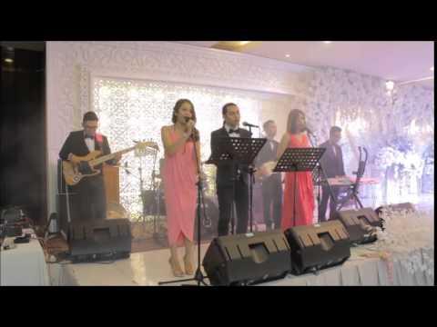 Flashlight - Jessie J ( Silhouette Cover ) Band wedding surabaya