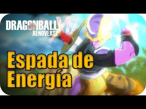 COMO CONSEGUIR LA ESPADA DE ENERGIA | DRAGON BALL XENOVERSE