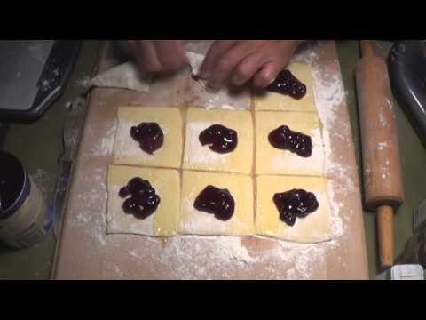 Blueberry Phyllo Cake Bites