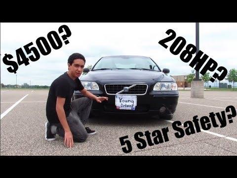 Volvo S60 2.5T: The best 1st sedan for $4.5k?