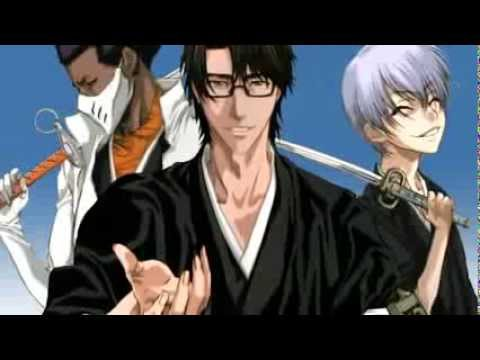 Bleach Ending 3  SQUAD 5  Hirako Shinji