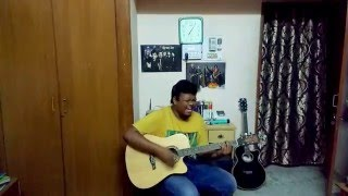 Tum mile dil khile - Unplugged acoustic guitar cover (Criminal)
