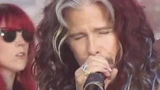 Steven Tyler - We Are All Somebody/Piece Of My Heart -  Sound Check - The Today Show - June 24, 2016