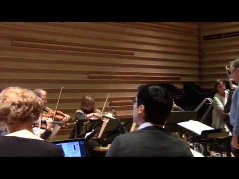 American Composers Orchestra coLABoratory - Judith Shatin's Red Moon - March 5, 2016
