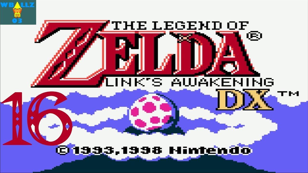 Loz Link S Awakening Dx Part 16 Finale Wind Fish S Egg