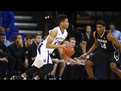 Highlights: Washington men's basketball comes back to top Colorado in overtime