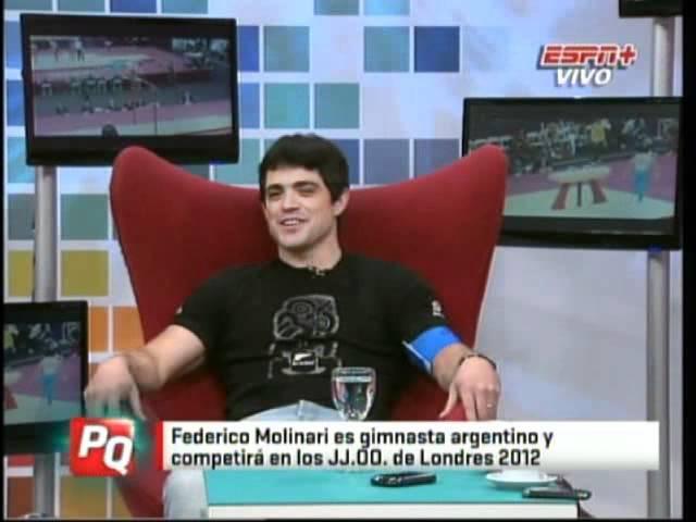 Federico Molinari en Pura Quimica (19-04-2012)