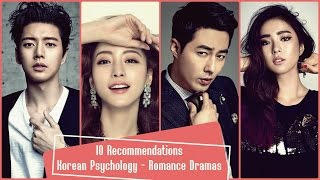 Video 10 Recommendations Korean Psychology - Romance Dramas download MP3, 3GP, MP4, WEBM, AVI, FLV Mei 2018