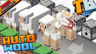 Wool Farm | Truly Bedrock Season 1 [68] | Minecraft Bedrock Edition SMP