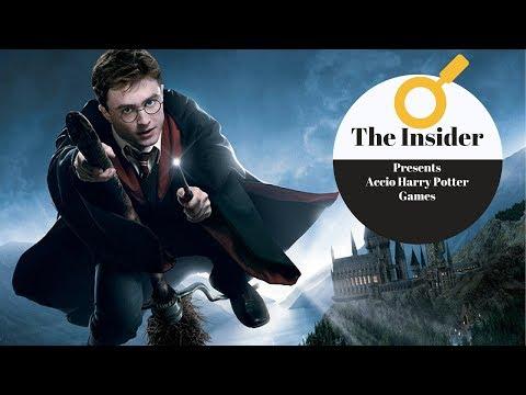The Insider #22 - Accio Harry Potter Games
