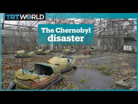 Six facts about the Chernobyl nuclear disaster