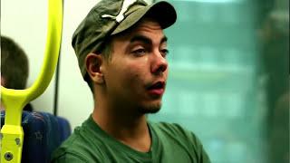 Testar livet som hemlös i Stockholm i 48 timmar