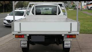 2014 Міцубісі Тритон МН MY15 ГЛ 4х2 Білий 5 ступінчаста механічна кабіна шасі