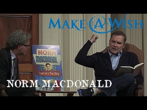 Shaggy Dog Jokes w/ Norm Macdonald -  Make a Wish: A prelude to Tiny White Coffin.