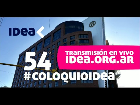 Coloquio de IDEA vivo