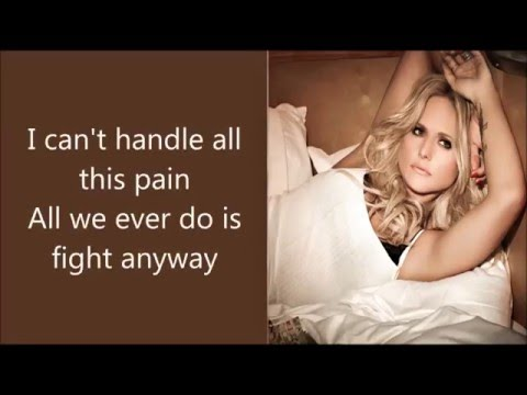 Love Your Memory - Miranda Lambert