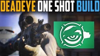 The Division | Classified DeadEye ONE Shot Sniper Build | Patch 1.7