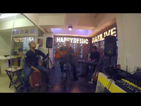 Ehsaas Live | Jhini re Jhini | Kabira | Happydemic