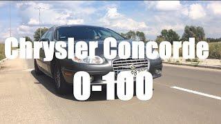2004 Chrysler Concorde 3,5 V6 0-100 Acceleration