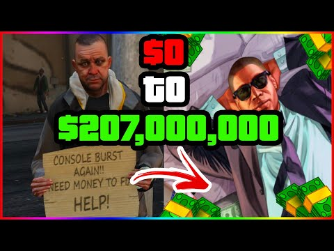 How To Make Millions In GTA V Online