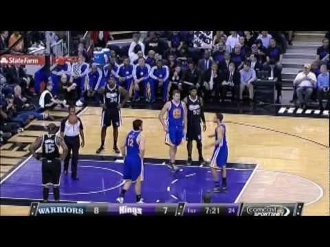 Warriors 2012-13: Game 4 vs. Kings (11-5-2012)