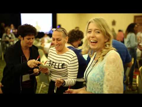 Mix & Mingle - Human Bingo at the ObesityHelp National Conference #OH2014